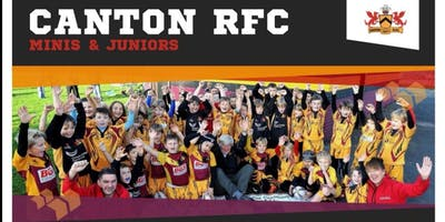 Canton RFC M & J Section Year 3/4 Summer Camp