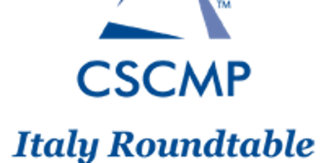 CSCMP Supply Chain Edge Italy 2019 tickets