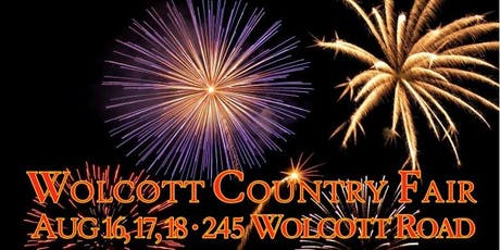 The 2019 41st Annual Wolcott Country Fair tickets