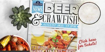 1st Annual Broxton Crawfish Boil