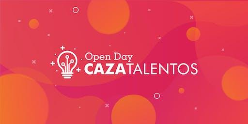 Open Day Caza Talentos