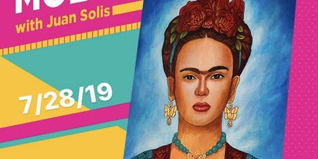 Molcajete Arts with Juan Solis in San Francisco tickets