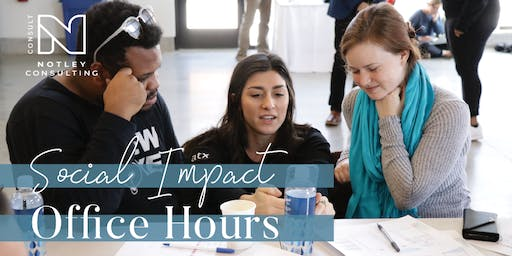 Social Impact Office Hours