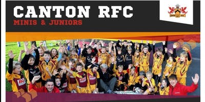 Canton RFC M & J Section Year 5/6 Camp