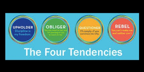 "Know Yourself: Gretchen Rubin's ""Four Tendencies""  tickets"