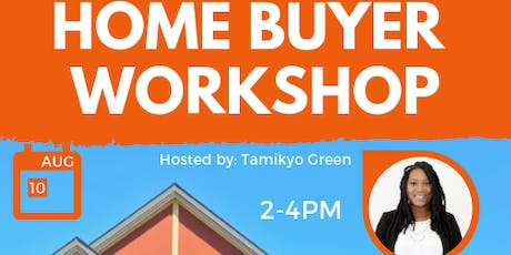 Home buyer 101 w/ Meek tickets
