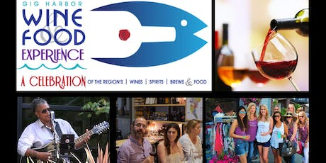 Gig Harbor Wine & Food Experience tickets