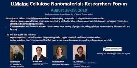 Cellulose Nanomaterials Researchers Forum tickets
