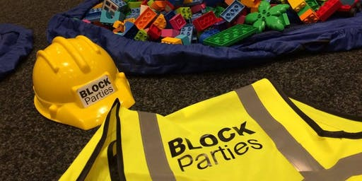 Block Parties Summer Fun Sessions