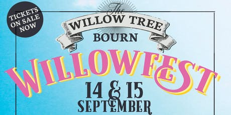 Willowfest tickets