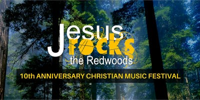 Jesus Rocks The Rewoods 2019
