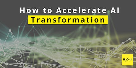 How to Accelerate AI Transformation Meetup tickets