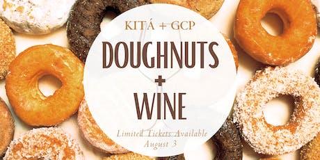 Kitá's Doughnuts & Wine Experience tickets