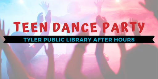 After Hours Teen Dance Party