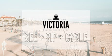 See + Sip + Cycle  tickets