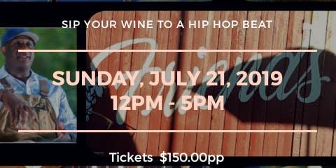 Day trip to Abbey Creek Winery July 21, 2019
