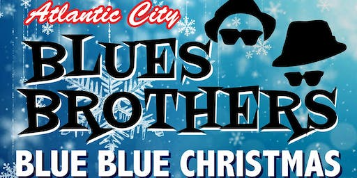AC BLUES BROTHERS Blue Blue Christmas - LIVE in Brewster Thanksgiving Weekend