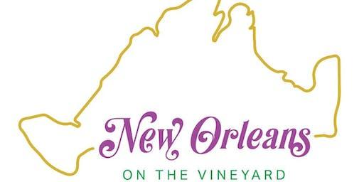 National Political Landscape Panel - New Orleans on the Vineyard