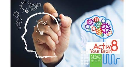 Acti-v8 Your Brain Seminar tickets
