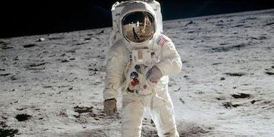 CONFERENCE - Un grand pas pour l'Humanité sur la Lune !
