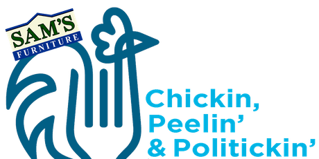 Chickin Peelin Politickin Tickets Thu Oct 3 2019 At 4 30 Pm