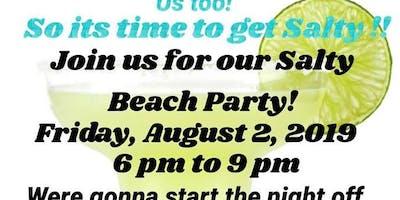 Salty Beach Party