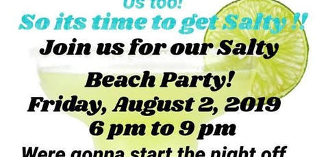 Salty Beach Party tickets