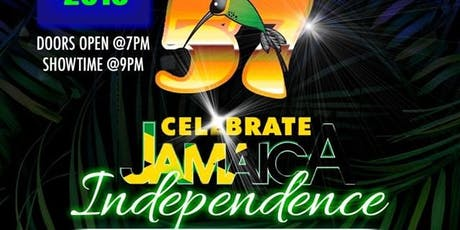 Jamaica 57th Independence Day Celebration  tickets