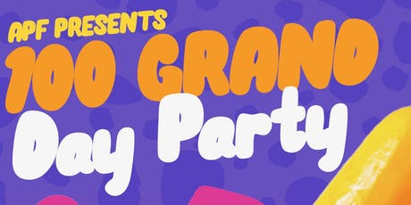 100 GRAND DAY PARTY @ alaMAR Kitchen & Bar tickets