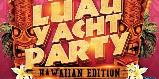 Hawaiian Luau Yacht Party Aboard The Hornblower Serenity