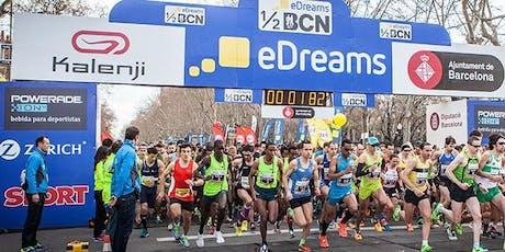 Meia Maratona de Barcelona 2020 - Inscrições tickets