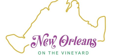 Closing Night Reception - New Orleans on the Vineyard tickets