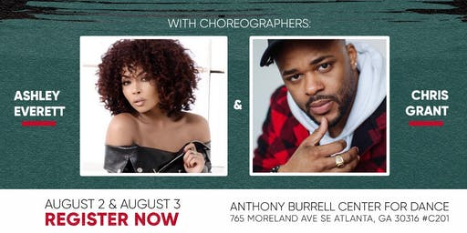 Access Granted 2 Day Dance Intensive w/ Ashley Everett & Chris Grant