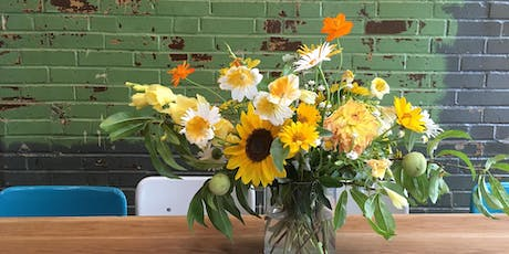 Craft Lab: Homegrown Bouquets tickets