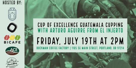 COE Guatemala Cupping tickets