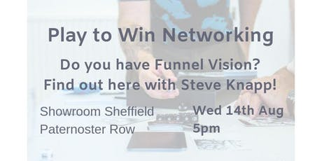 Play To Win : Funnel Vision tickets