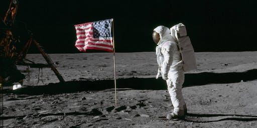 VOLUNTEERS NEEDED! Skywatching: 50th Anniversary of the Lunar Landing