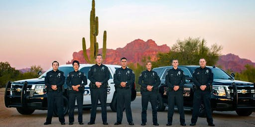 Mesa Police Recruit Readiness Seminar