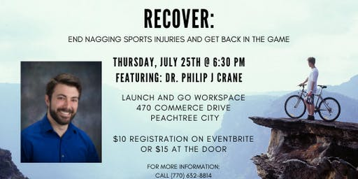 Recover: End Nagging Sports Injuries and get Back in the Game