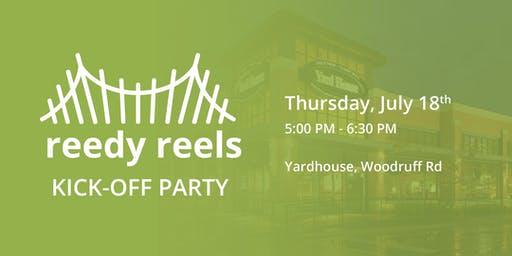 Reedy Reels Kickoff Party