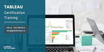 Tableau Certification Training in Austin, TX