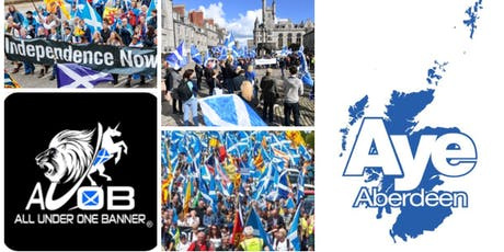 Afterparty - Aberdeen Independence March & Rally - Evening of Music tickets