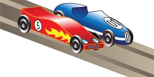 Mini Soap Box Car Racing - Johnny's Tap
