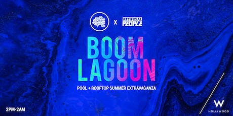 The Boom Lagoon: A Day x Night affair [2pm-2am] tickets