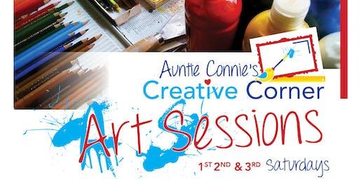 Auntie Connie's Creative Corner Open Enrollment
