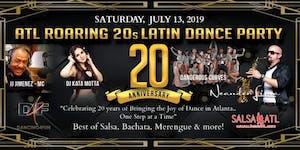 Celebrating 20yrs of dancing  D4F Roaring 20s Latin...