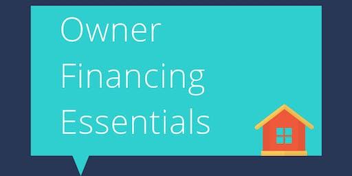 Owner Financing Essentials w/John Hanson