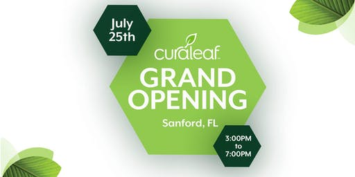 Sanford Grand Opening