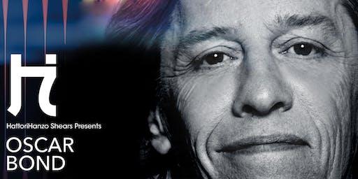 OSCAR BOND: NAHA MASTER STYLIST OF THE YEAR WINNER AND GLOBAL PLATFORM ARTIST