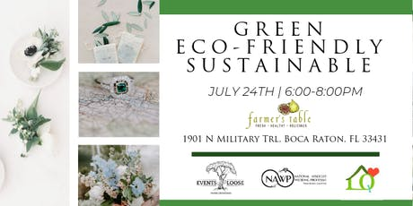 Green your Wedding by National Assoc. of Wedding Profs. Palm Beach tickets